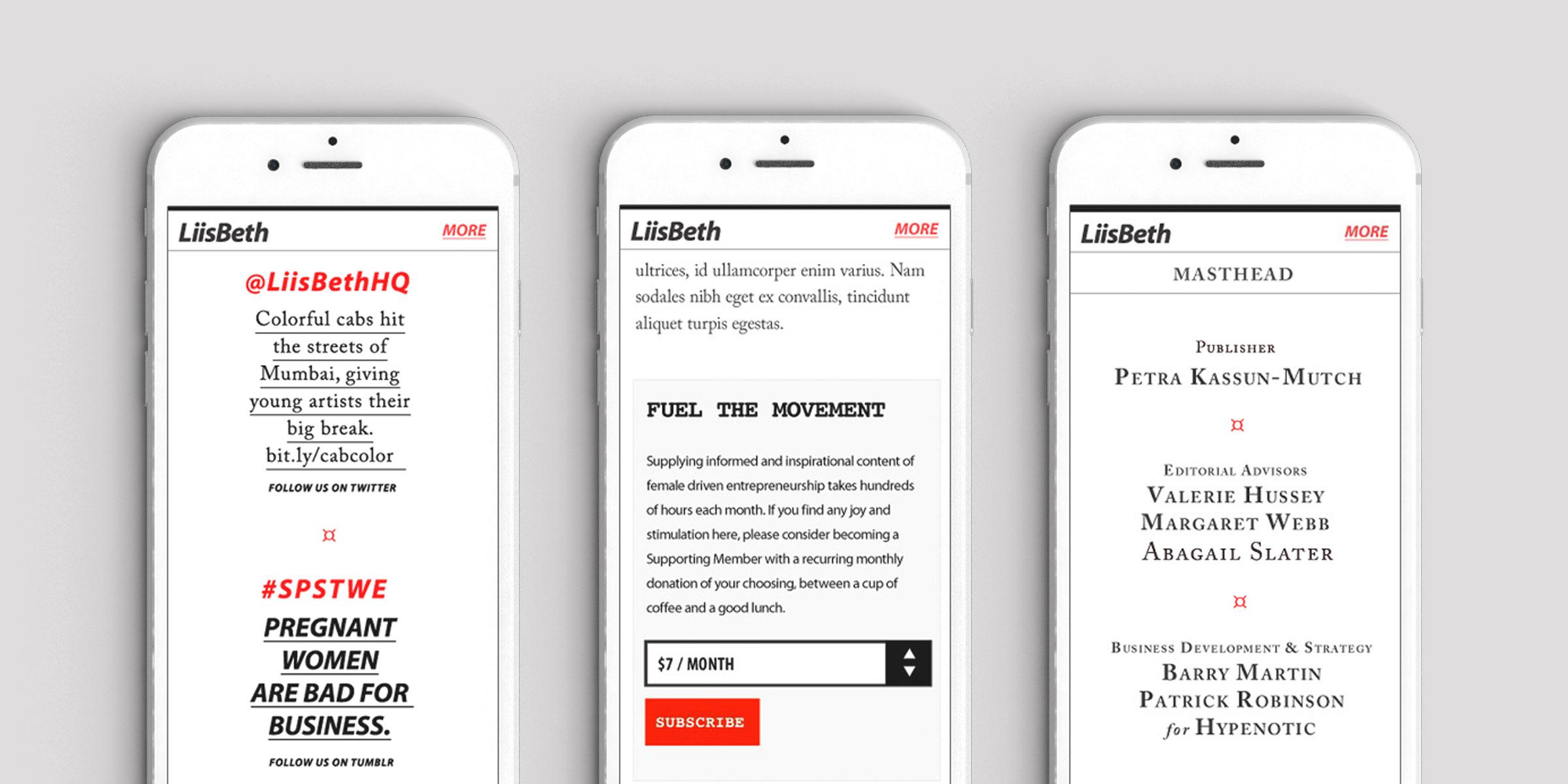 responsive-mobile-typography-minimal-feminist-business-webzine-wordpress-theme-website-design