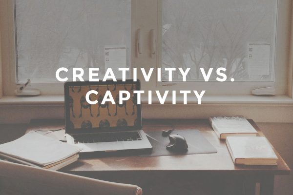 3 Simple Steps to Kick Cabin Fever and Stay Creative