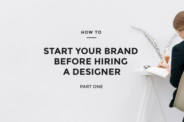how to start your brand part-1
